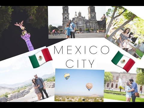 Mexico City Vlog