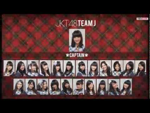 JKT48 - Gomen ne Summer (Team J) Clean 100%