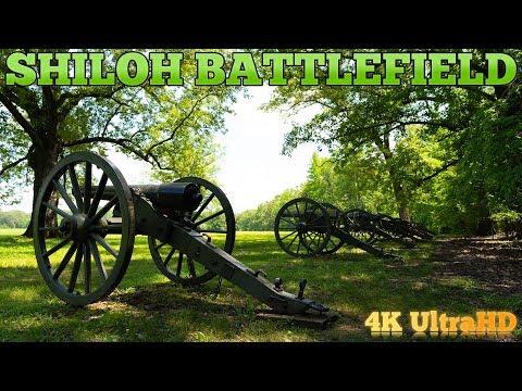 Exploring Shiloh Battlefield