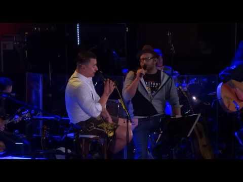 Andreas Gabalier & Gregor Meyle - MTV Unplugged Mannheim - In diesem Moment -  i.m. Roger Cicero