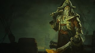 Repeat youtube video League of Legends BILGEWATER GANGPLANK Login Theme