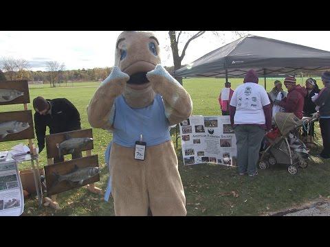 Run For Fish: UWGB Spawning Run