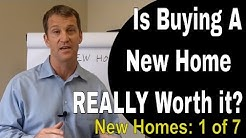 New vs. Pre-Owned :: Should I Buy a New or Pre-Owned Home?
