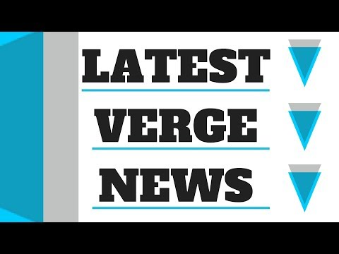 LATEST VERGE COIN NEWS - XVG Announcement *Important Information* April 17 2018