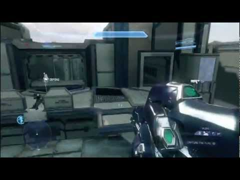 Halo 4 Forge Island - Oceanside Onslaught (Competitive Map)