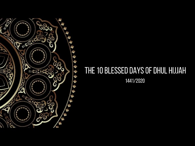 Faith Inspire Dhul Hijjah Moments #08 - Get The Best Out Of The Greatest Day Of The Year - Arafat
