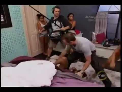 Bad Girls Club Season 8 - Jenna vs Gabi, Dani, Erica & Gia