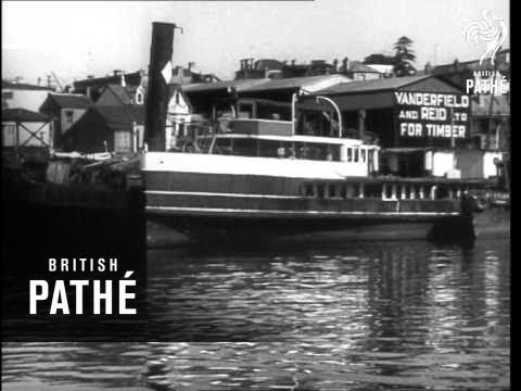 Sydney Harbour Ferries (1966)