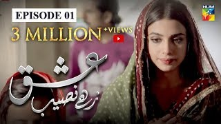 Ishq Zahe Naseeb Episode #01 HUM TV Drama 21 June 2019
