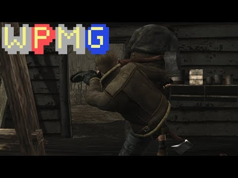 Resident Evil 4 Ultimate HD Edition 03: It's Pee  
