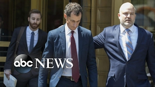 Anthony Weiner pleads guilty to federal obscenity charge thumbnail