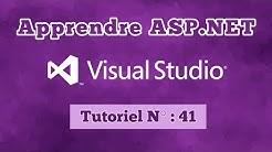 Tutoriel ASP.NET (41) : contrôle HTML : TextArea et Horizontal Rules.