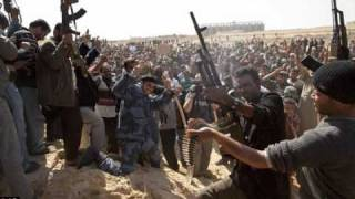 Coming War on Oil, USA invasion, Libya, World War 3, Prophecy News, Middle East Protests Part 3