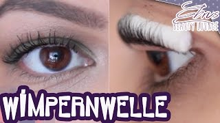Wimpernwelle selber machen in 20 Minuten  / Ebru's Beauty Lounge
