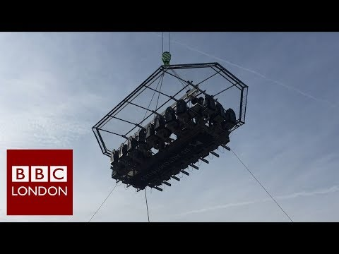 Would you go sky dining? – BBC  London News