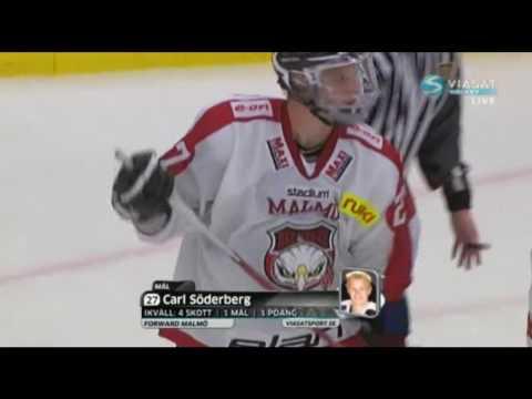Carl soderberg - 2 - 3 Målet emot Sundsvall
