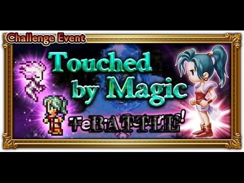 [FFRK] FFVI Touched by Magic - Terra Banner   Light of Hope + Battle #53