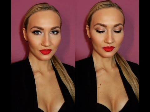 MW Макияж Rihanna Makeup Tutorial Diamonds Stay Макияж Урок