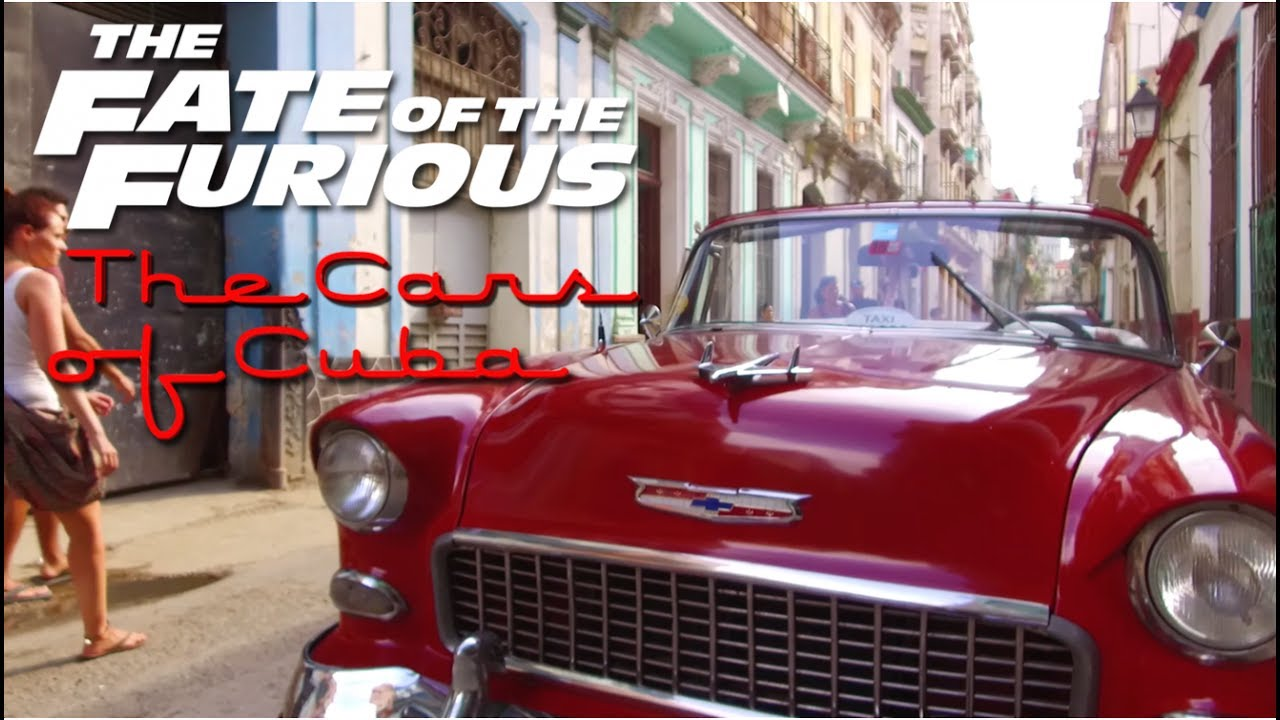 the fate of the furious exploring the cars of cuba