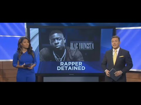 Wells Fargo & Atlanta Police Say Blac Youngsta Lied About $200K Withdrawal & Isn't A Bank Customer