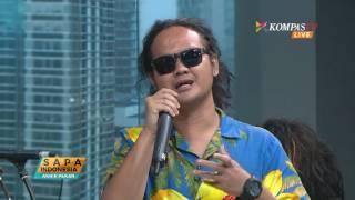Momonon Jadi Duta Pariwisata Banten dengan Lagu Reggae