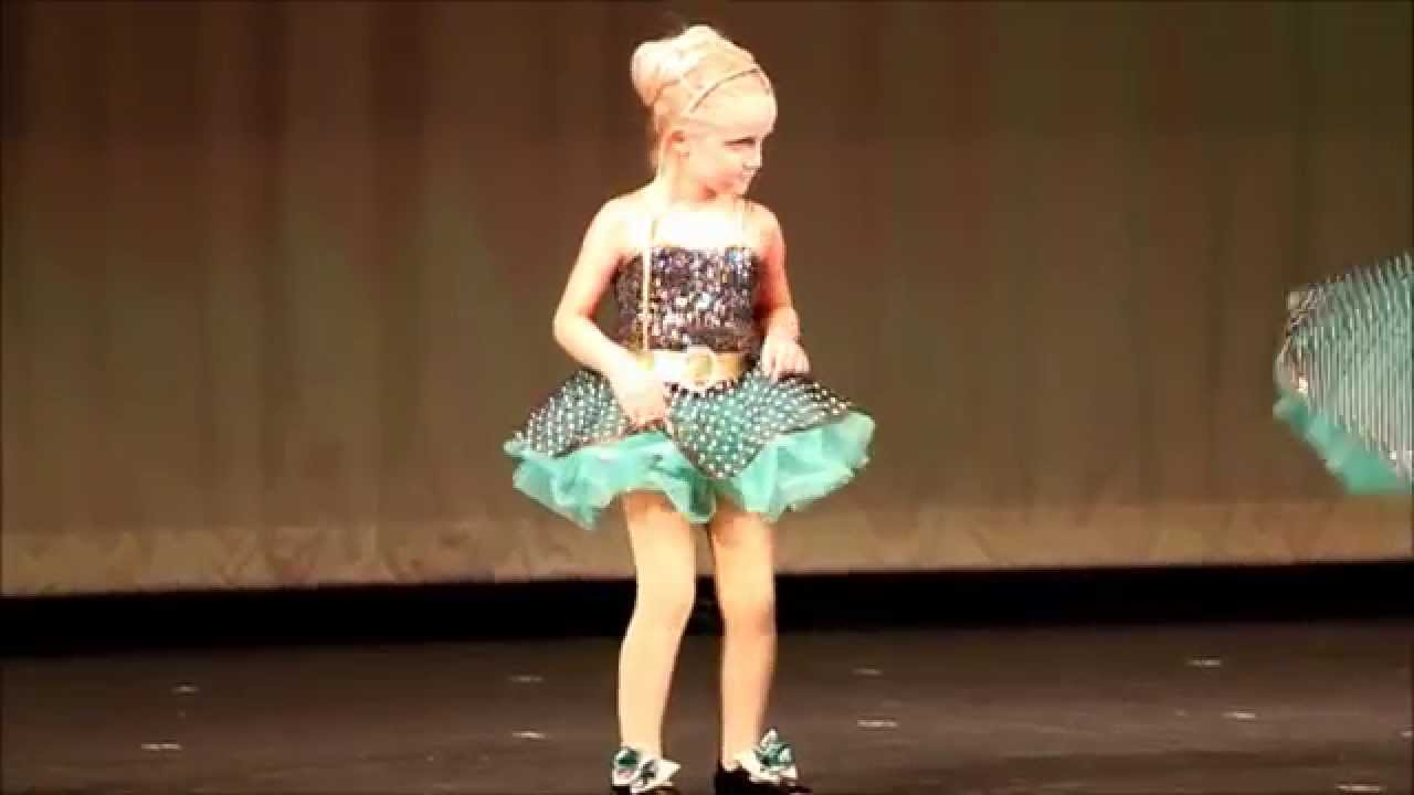 my first dance recital Oh wow, my sisters first recital she had a dress similar to that but the bonnet she had was insanely large, she also did a tap dance to that same song how ironic popular tap song for little girls i suppose lol.