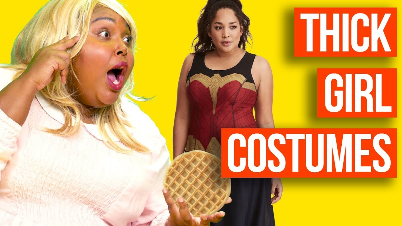 a9829da04f2 THICK OR TREAT! - Where to Get Plus-Size Halloween Costumes    Fat ...