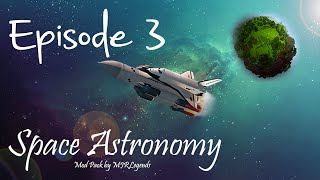 Minecraft - FTB: Space Astronomy - Episode 3: Tinker's Smeltery