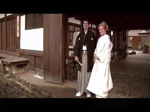 Braevanov's Shinto Wedding
