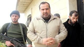 أخبار حصرية - قائد الفرقة 13 لـ #الجيش_الحر يتحدث لأخبار الآن عن محاولة إغتياله