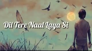 Tenu Lab Gya Nva Dildaar Sad Song Whatsapp video status