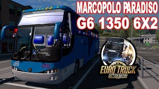 ETS2 1 35 | Takraf EDK300/5 (22 Ton) | Kamaz 6460 Turbo Diesel V8