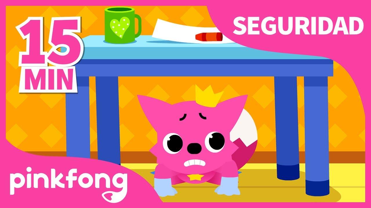 Especial de Guardia-Pinkfong | Canciones de Seguridad |+Recopilación | Pinkfong Canciones Infantiles