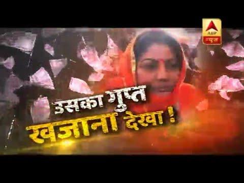 Sansani: On-the-run Sadhvi Jayshree Giri...