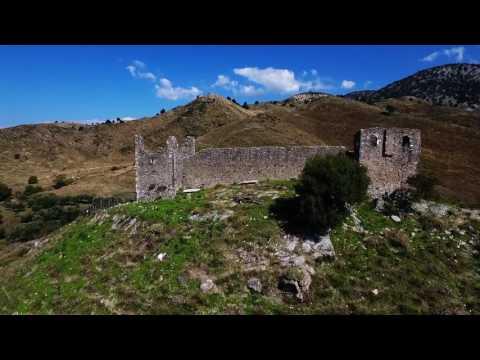 Το φρούριο του Μαχαλά στη Γράβα