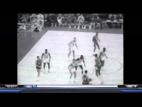 NBA All Star Game: RetroBreakdown 1962 Game with West, Cousy, Wilt, and Russ