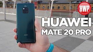 Huawei Mate 20 Pro ön inceleme
