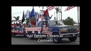 Part 3 of 6: Coronado California 4th of July Parade (HiDef)
