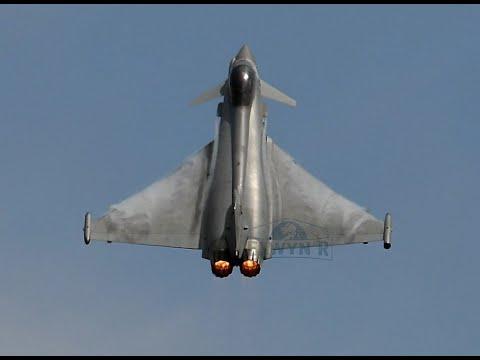 RAF Typhoon at