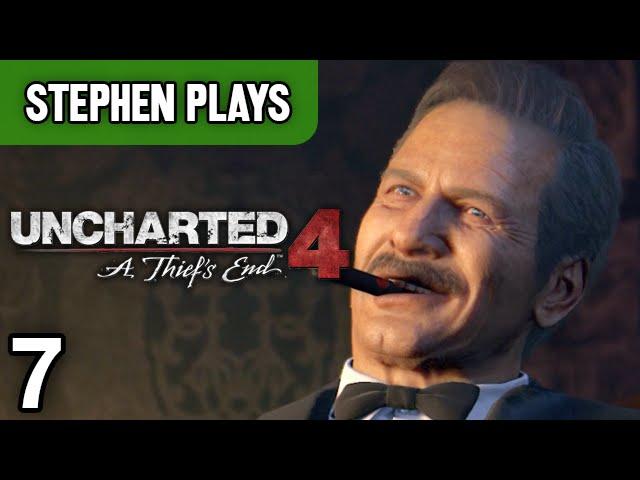 Uncharted 4 #7 -