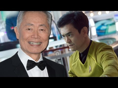 "George Takei Responds To ""Sulu"" Being Gay In Star Trek Beyond"