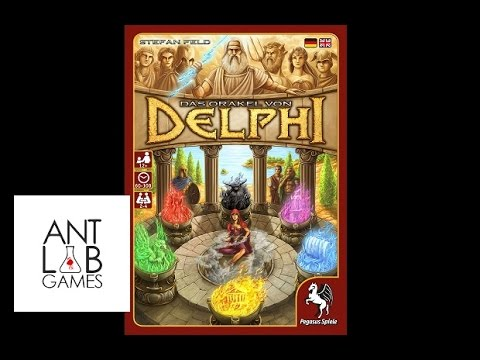 Oracle of Delphi Playthrough Review