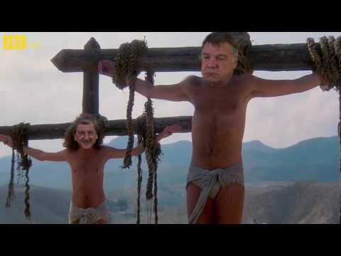Sam Allardyce crucifixion