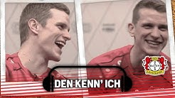 "Wer ist der bessere Lenker? | ""Den kenn' ich!"" 🎧 | Lars Bender vs. Sven Bender"