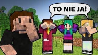 Kto popełnił ZBRODNIĘ? - Minecraft