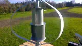 Vortex Wind Vane/vawt