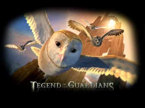 Flight Home (The Guardian Theme): Legends of the Guardians: The Owls of Ga