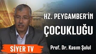 Hz Peygamberin Çocukluğu, Sütanneye Verilişi, Şerhu's Sadr Hadisesi | Prof.Dr. Kasım Şulul (5. Ders)