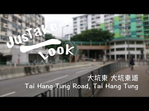 【JusTake 1 Look】Tai Hang Tung Road, Tai Hang Tung | 大坑東 大坑東道 (HD)