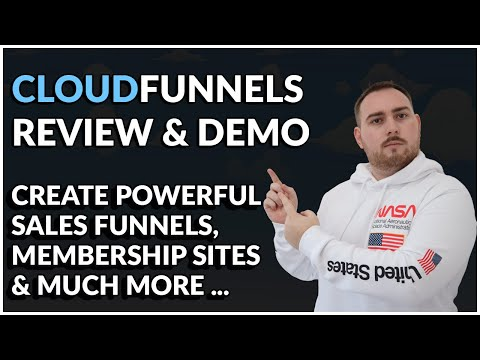 CloudFunnels Review & Demo - Does Cloud Funnels Actually Work?